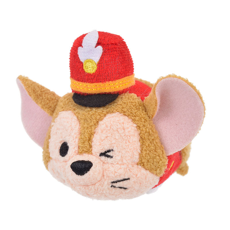 Timothy Q. Mouse Tsum Tsum Plush Doll mini S Disney Store Japan Dumbo