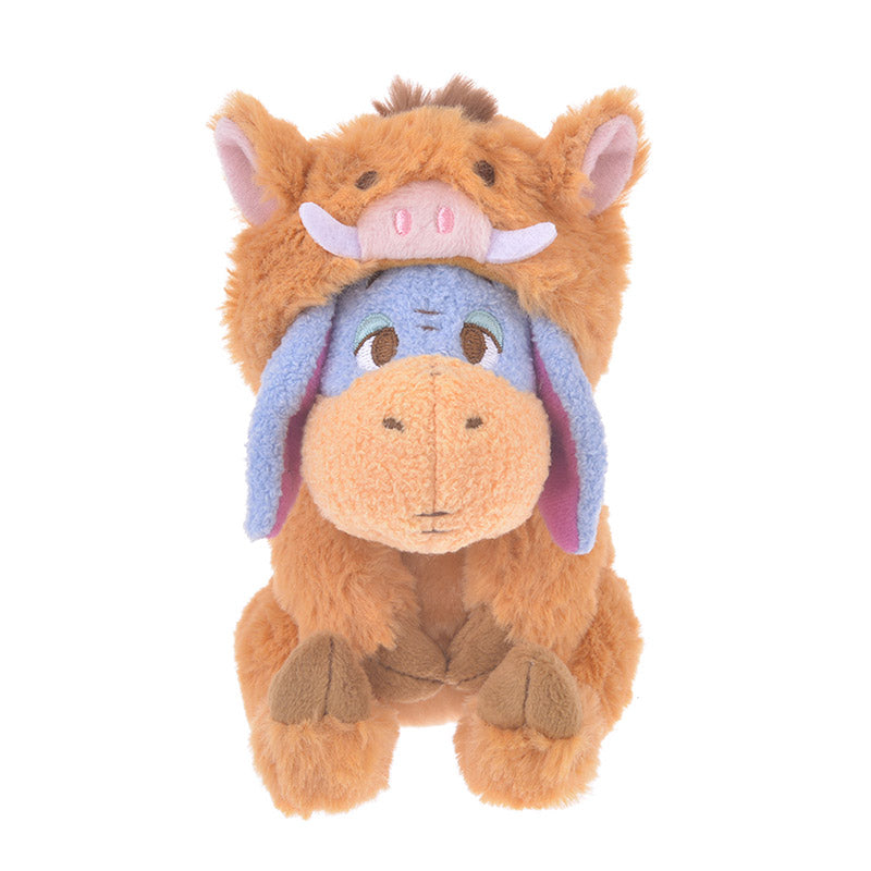 Eeyore Plush Doll Boar Pig Stowa Disney Store Japan New Year 2019 Winnie