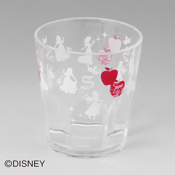 Snow White Acrylic tumbler Cup Apple Red Disney Japan Afternoon Tea