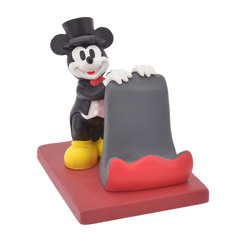 Mickey Figure Smartphone Stand Magician Disney Store Japan