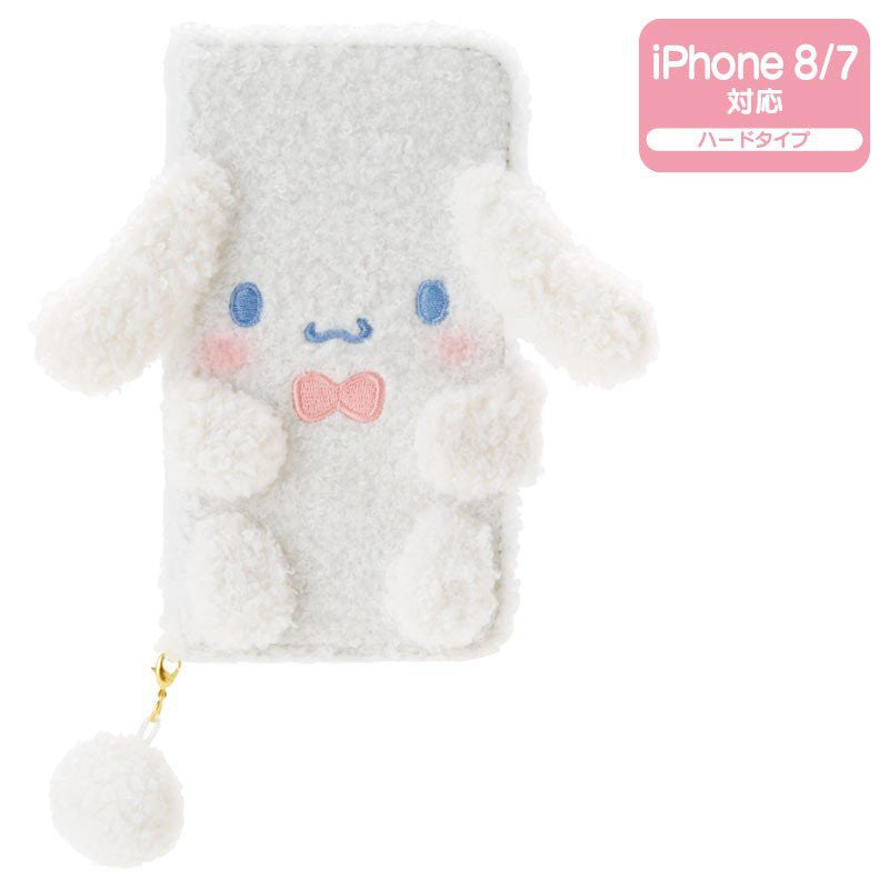 Cinnamoroll Boa iPhone 7 8 Case Cover With Tail Sanrio Japan