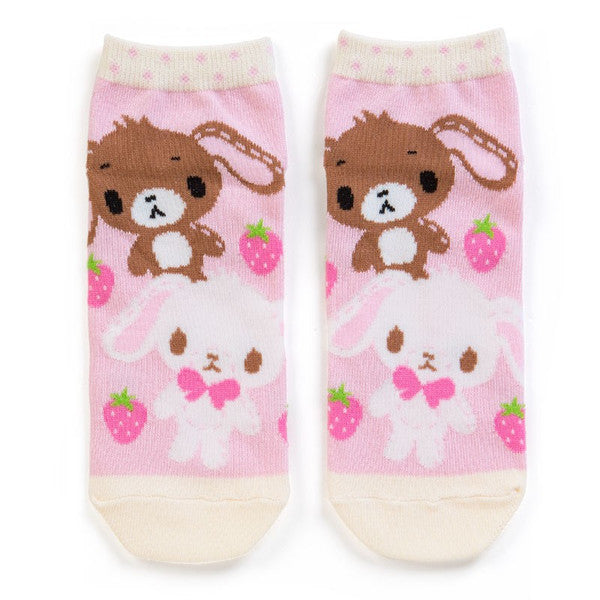 Sugarbunnies Sneaker Socks Dog Sanrio Japan