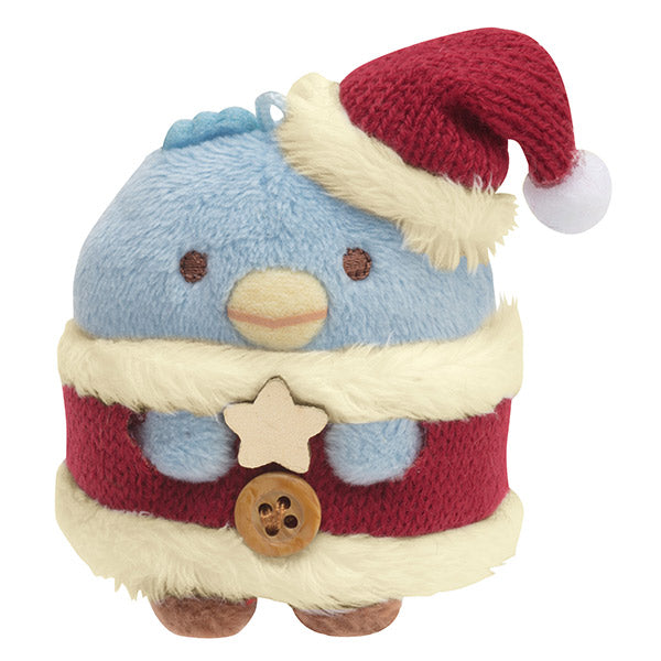 Sumikko Gurashi Real Penguin mini Tenori Plush Doll San-X Japan Christmas 2020