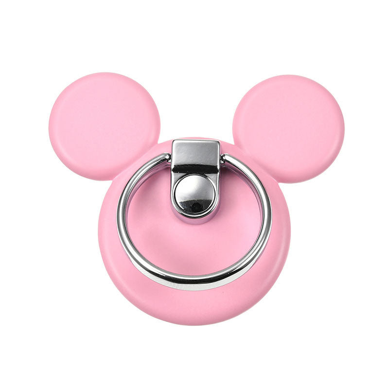 Mickey Smartphone Ring Icon Pink Disney Store Japan