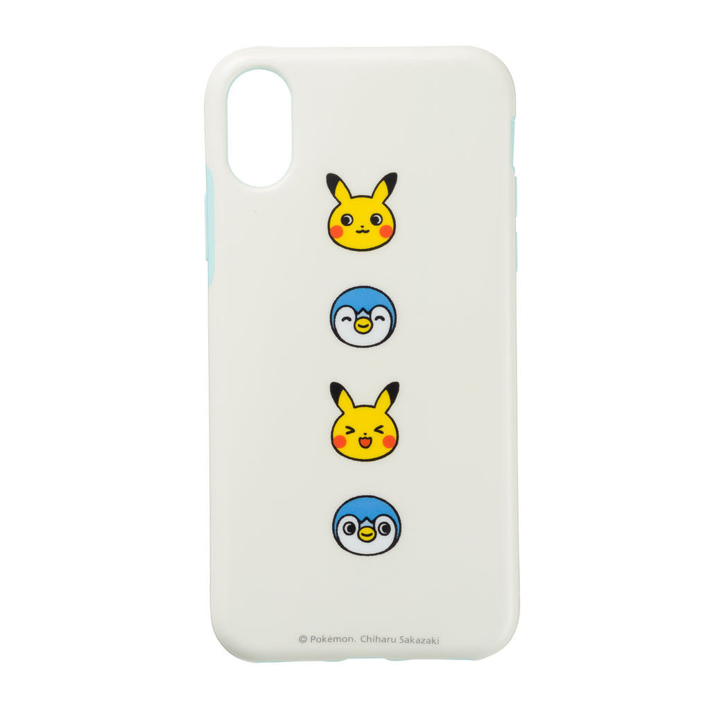 Pikachu iPhone X / XS Case Cover Soft Relax Life Pokemon Center Japan Original
