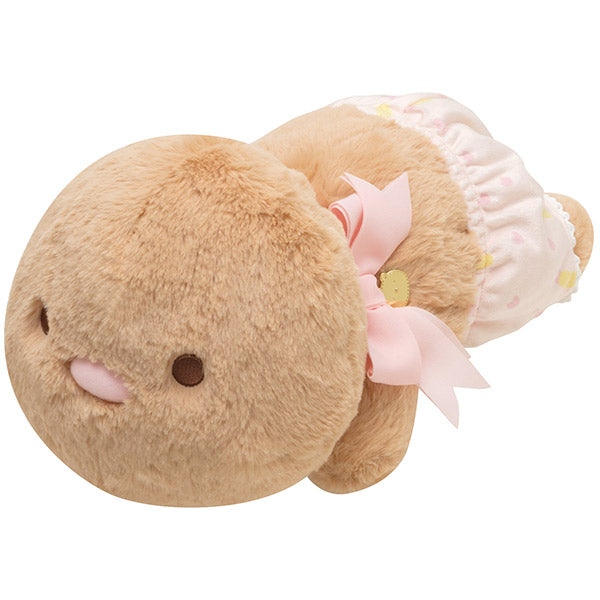 Sumikko Gurashi Tonkatsu Fried Pork Plush Doll Sleep Together San-X Japan