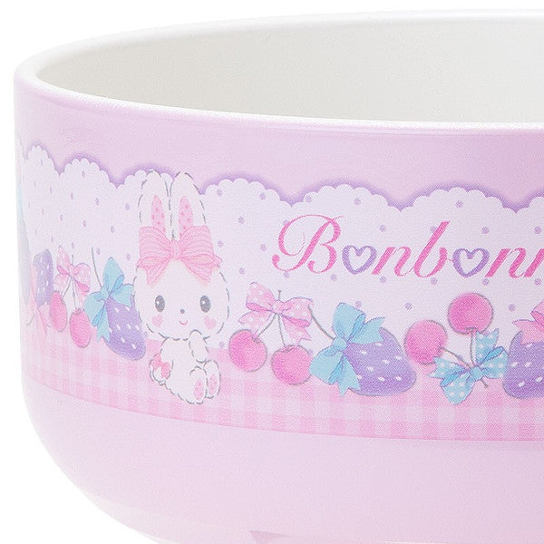 Bonbonribbon PET Rice Bowl Fruit Sanrio Japan