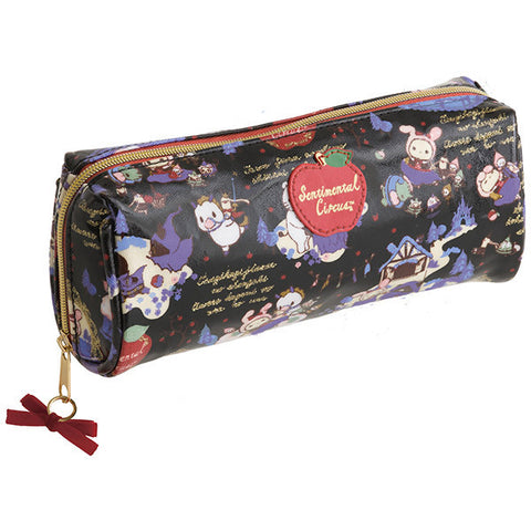 Sentimental Circus Pen Case Pouch Patching Apple Snow White San-X Japan