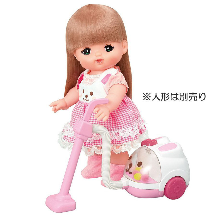 Pretend Play Toy Rabbit Vacuum Cleaner Mell Chan Pilot Japan