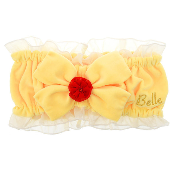 Belle Hair Turban Dress Disney Store Japan Beauty and the Beast