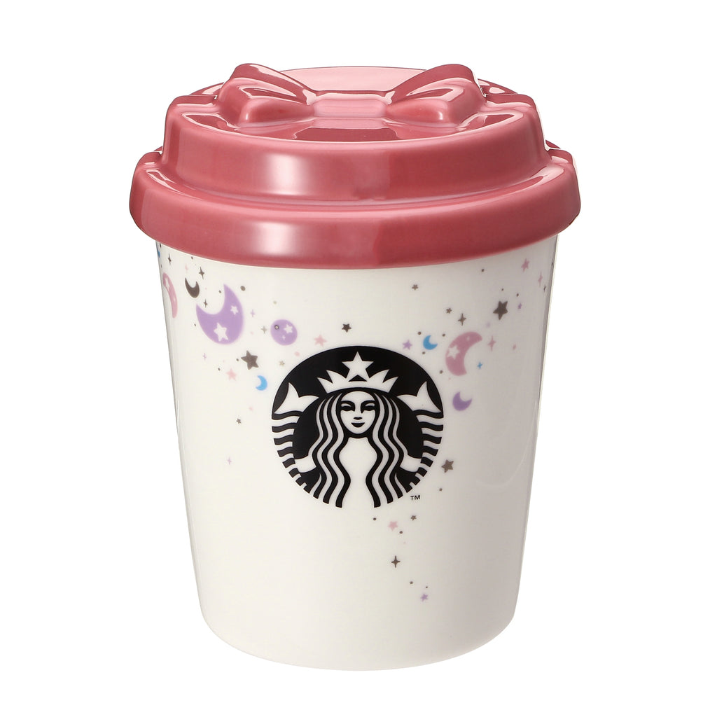 Canister Ribbon Red Christmas 2019 Starbucks Japan