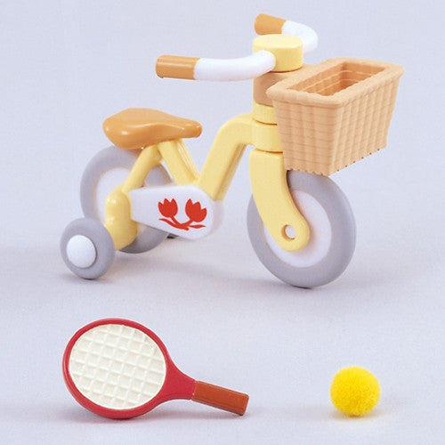 Bicycle Bike Kids Furniture K-306 Sylvanian Families Japan Calico Critters
