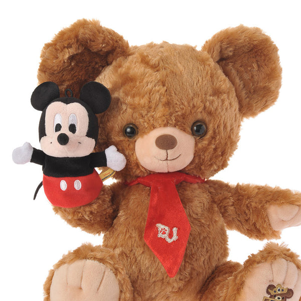 Mickey Puppet for UniBEARsity Plush Disney Store Japan