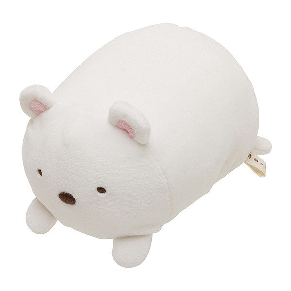 Sumikko Gurashi Super Soft Plush Doll Shirokuma Bear San-X Japan NEW