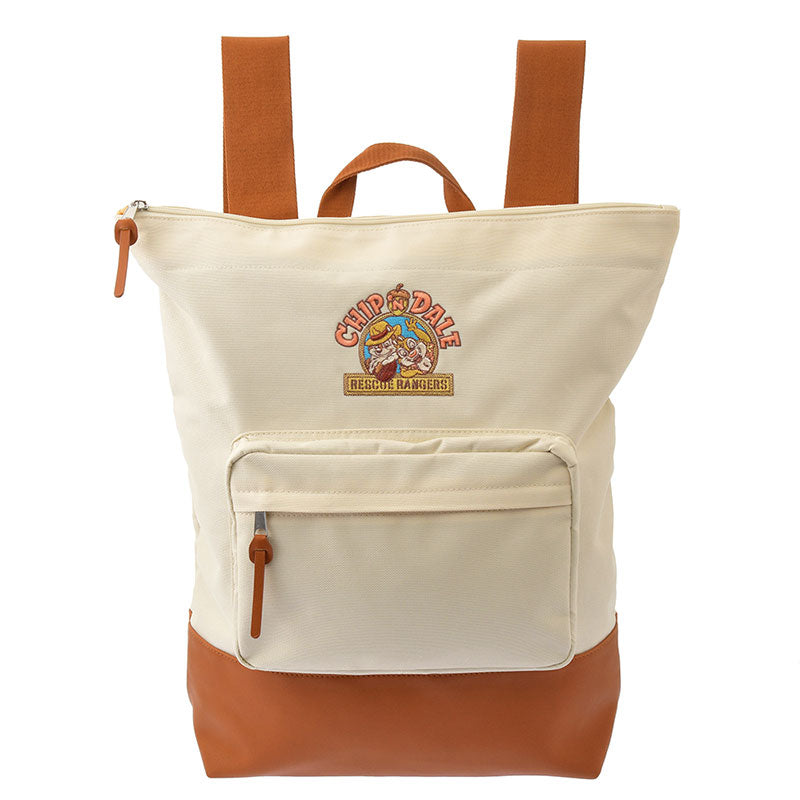 Chip & Dale Backpack Rescue Rangers 2019 Disney Store Japan
