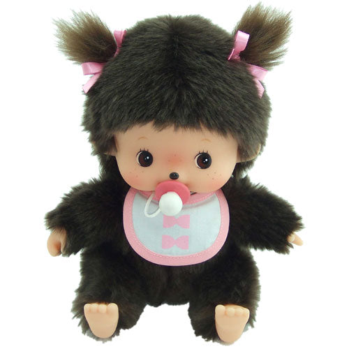 Bebichhichi Soft Doll M Girl Monchhichi Japan