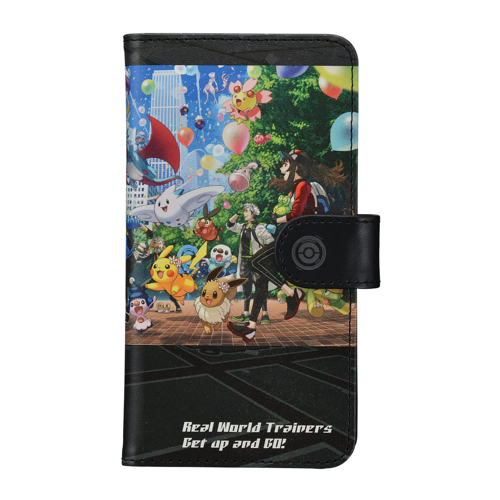 Multi Smartphone Case Cover 3rd Anniversary Pokemon GO Center Japan Original