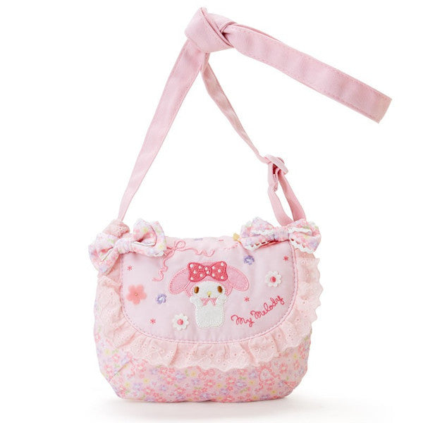 My Melody mini Shoulder Bag Flower Sanrio Japan Kids