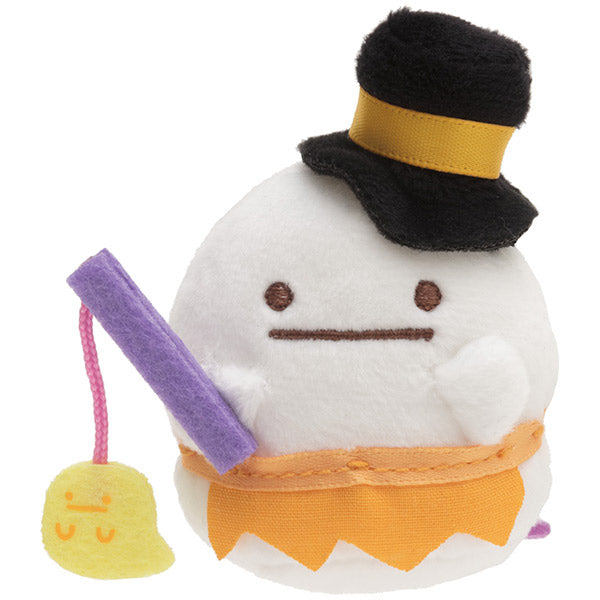 Sumikko Gurashi Ghost Party mini Tenori Plush Doll Halloween 2019 San-X Japan