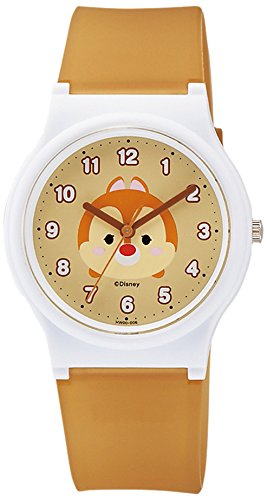 Dale Tsum Tsum Wrist Watch Waterproof HW00-005 CITIZEN Q&Q Japan Disney