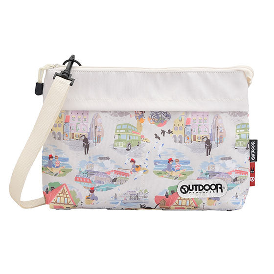 Kiki's Delivery Service Sacoche Shoulder Bag Street Studio Ghibli OUTDOOR Japan