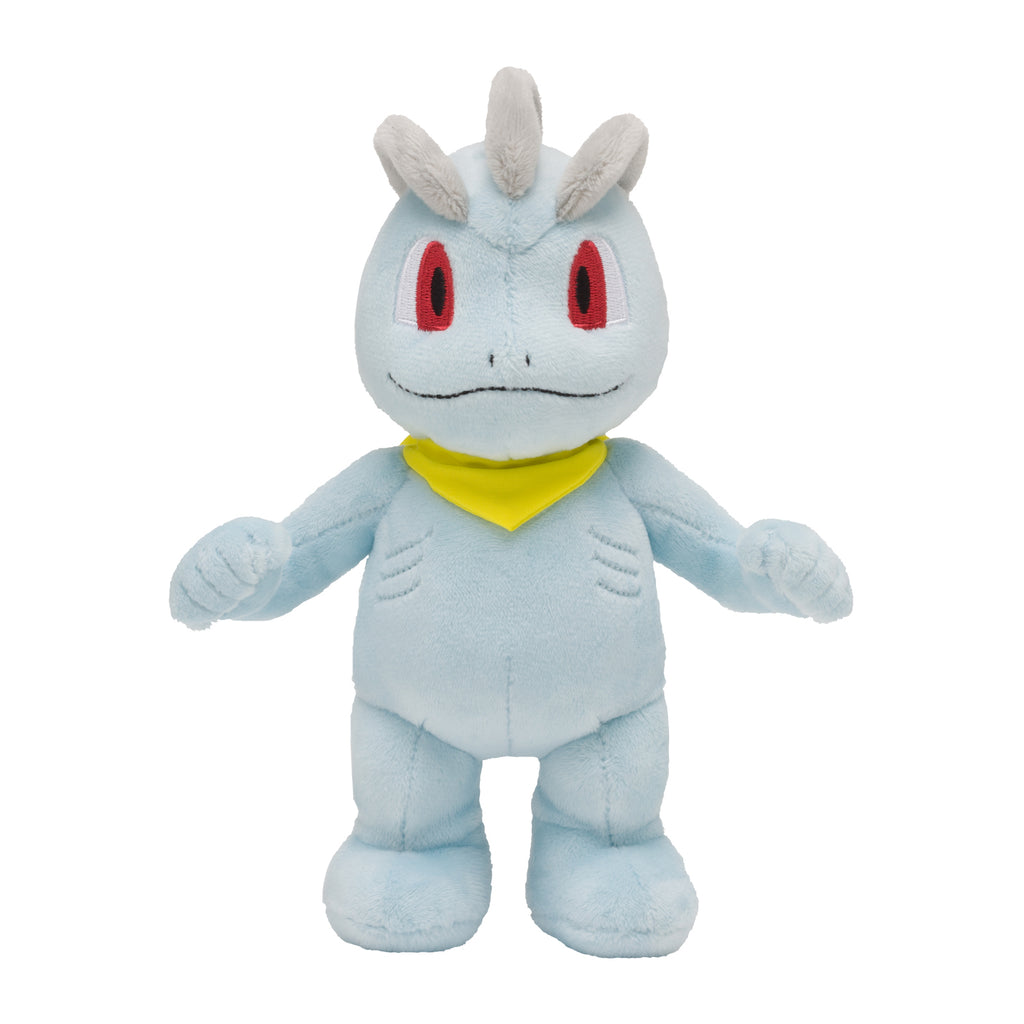 Machop Wanriky Plush Doll Mystery Dungeon Rescue Team DX Pokemon Center Japan