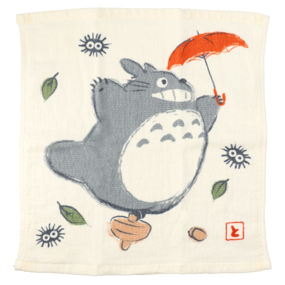 My Neighbor Totoro Hand Towel Fly Away Studio Ghibli Japan