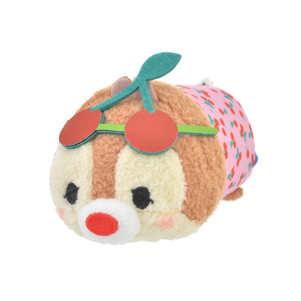 Dale Tsum Tsum Plush Doll mini S Cherry Disney Store Japan