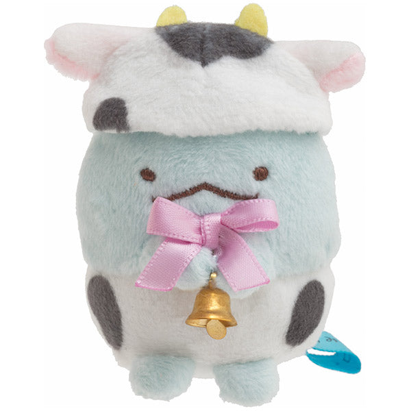 Sumikko Gurashi Tokage Lizard mini Tenori Plush Doll San-X Japan New Year 2021