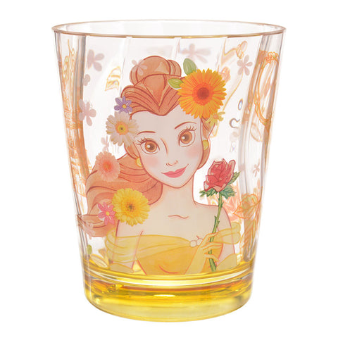Belle Cup Gerbera Disney Store Japan Beauty and the Beast