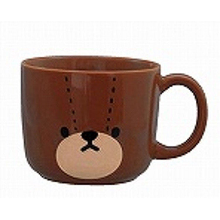 Mug Cup Jackie Color Face the bears' school Japan