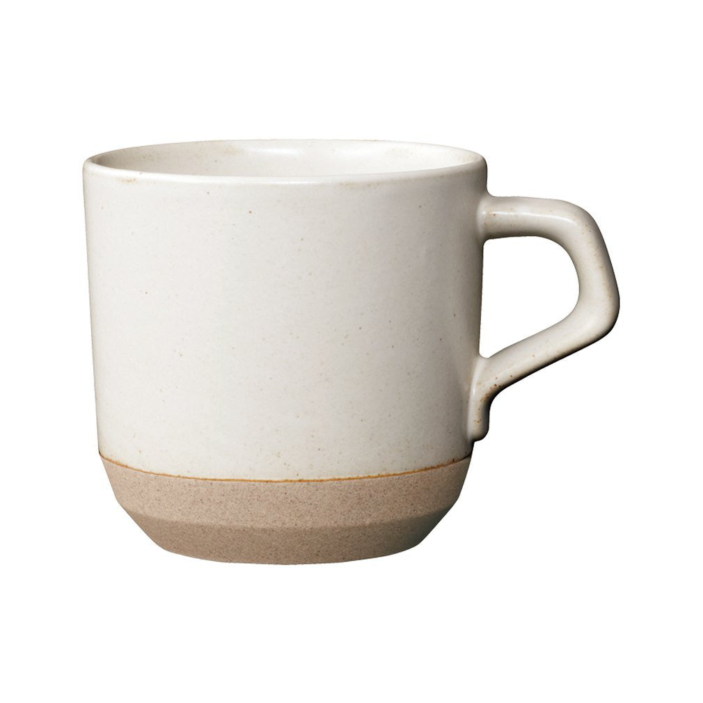 CERAMIC LAB Small Mug Cup CLK-151 300ml White KINTO Japan 29513