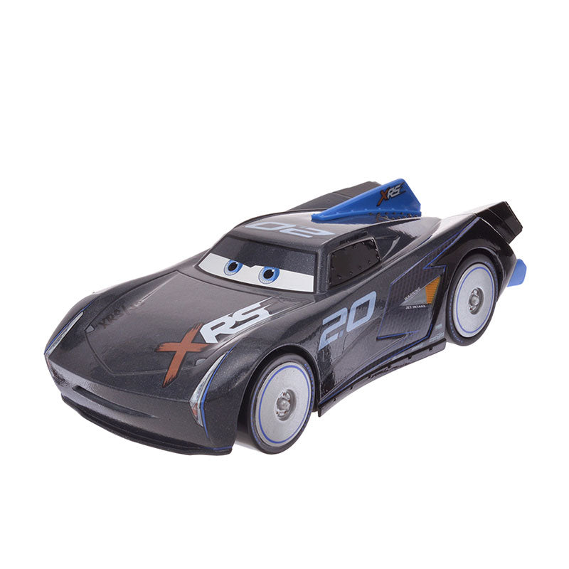 Cars Jackson Storm Pullback Car Rocket Racer Type Disney Store Japan