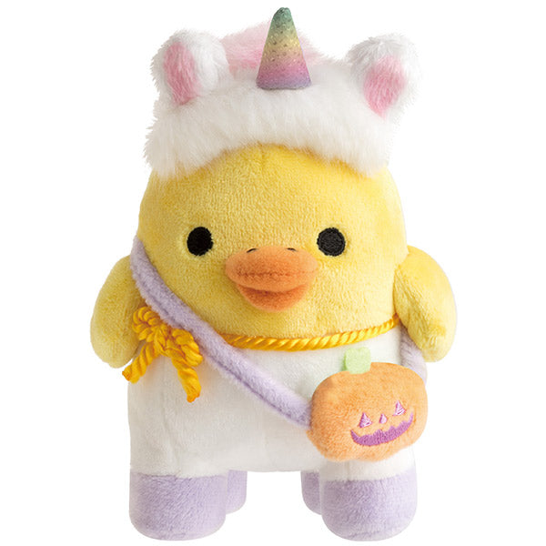 Kiiroitori Yellow Chick Plush Doll Unicorn Halloween 2019 San-X Japan Limit
