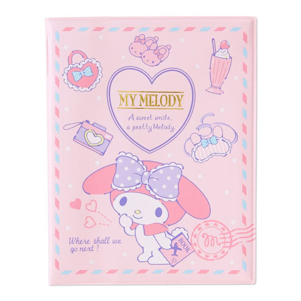 My Melody Passport Case Cover Sanrio Japan