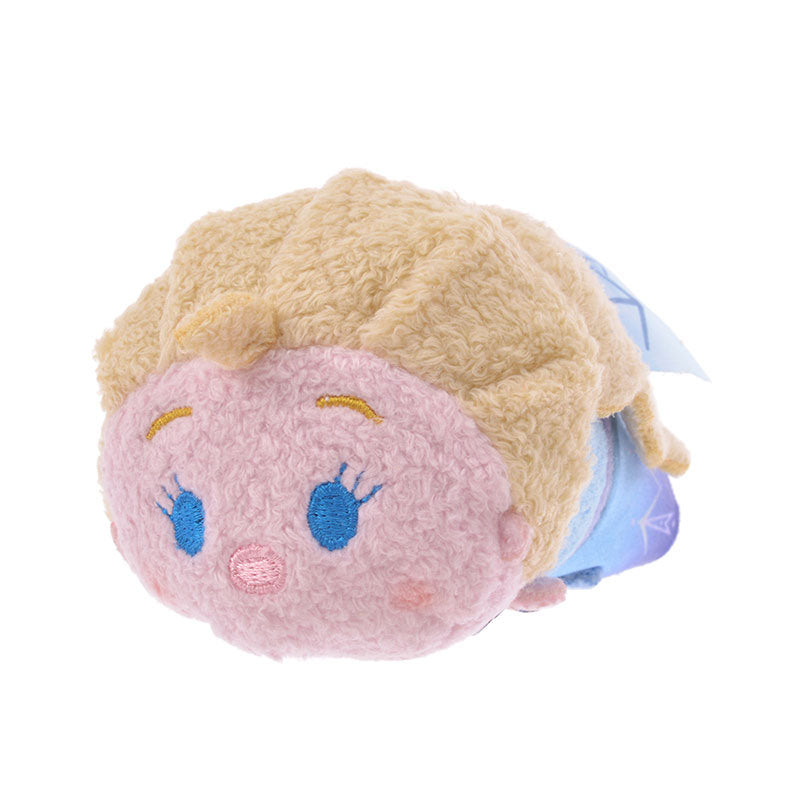 Frozen 2 Elsa Tsum Tsum Plush Doll mini S Disney Store Japan