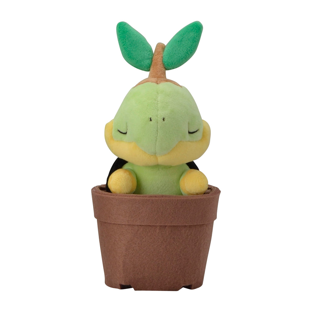 Turtwig Naetle Plush Doll Pokemon Grassy Gardening Japan Center