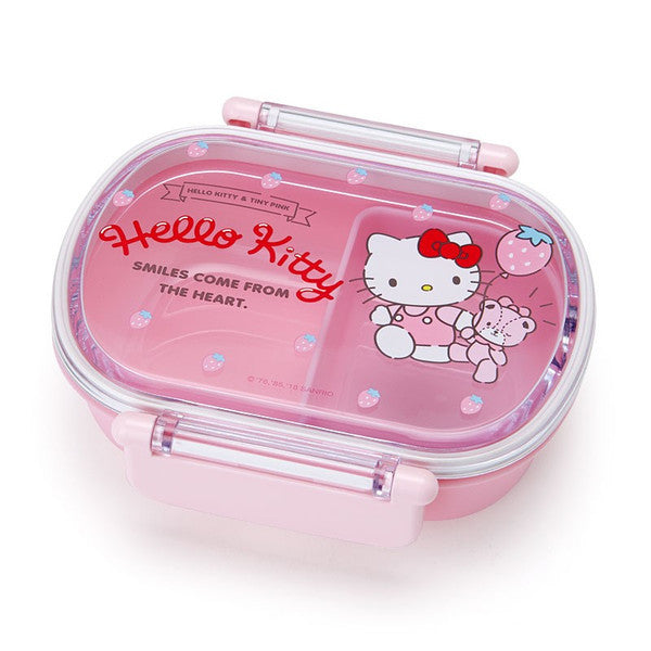 Hello Kitty Lunch Box Bento DXS Strawberry Sanrio Japan