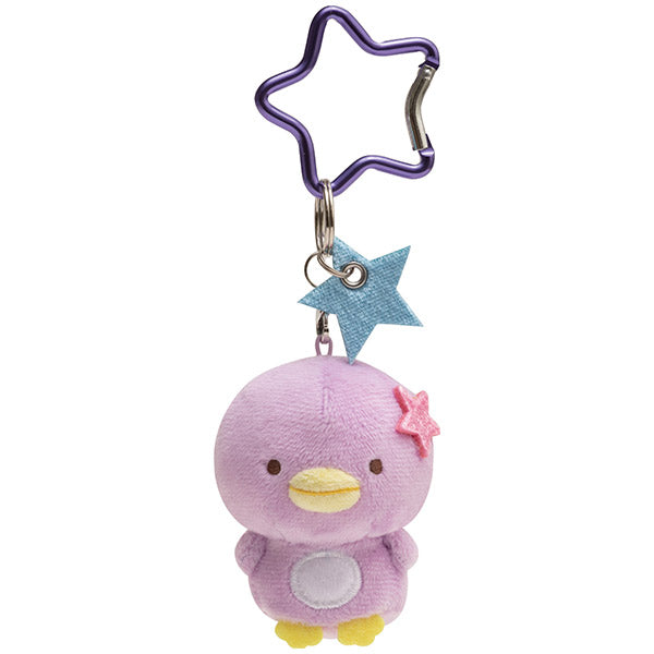 Starry Sky Penguin Plush Keychain San-X Japan Jinbe San