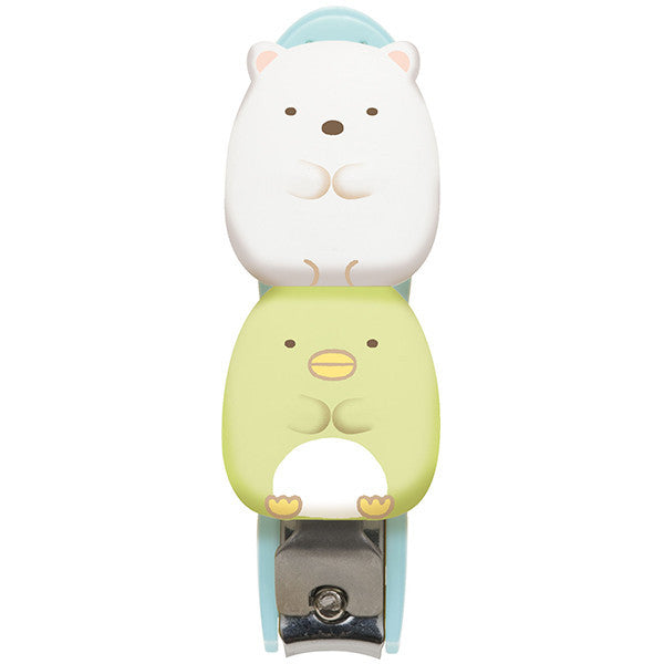 Sumikko Gurashi Nail Clippers White Bear Penguin ? San-X Japan