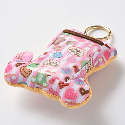 Pickles the Frog Reel Pass Case Sweet Love Japan