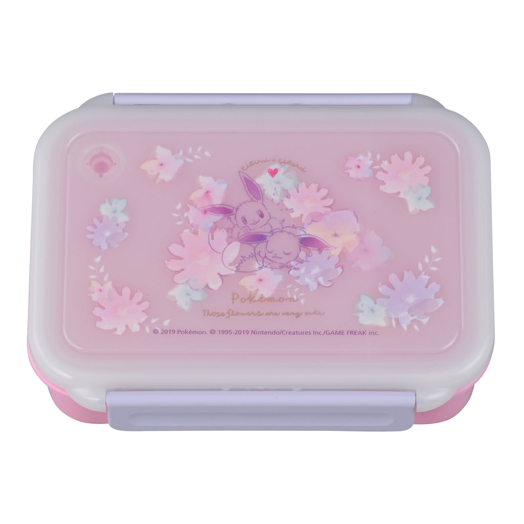 Eevee Eievui Lunch Box Bento flowers Pokemon Center Japan Original