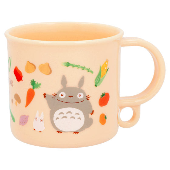 My Neighbor Totoro Plastic Cup Vegetables Color Studio Ghibli Japan KE5A