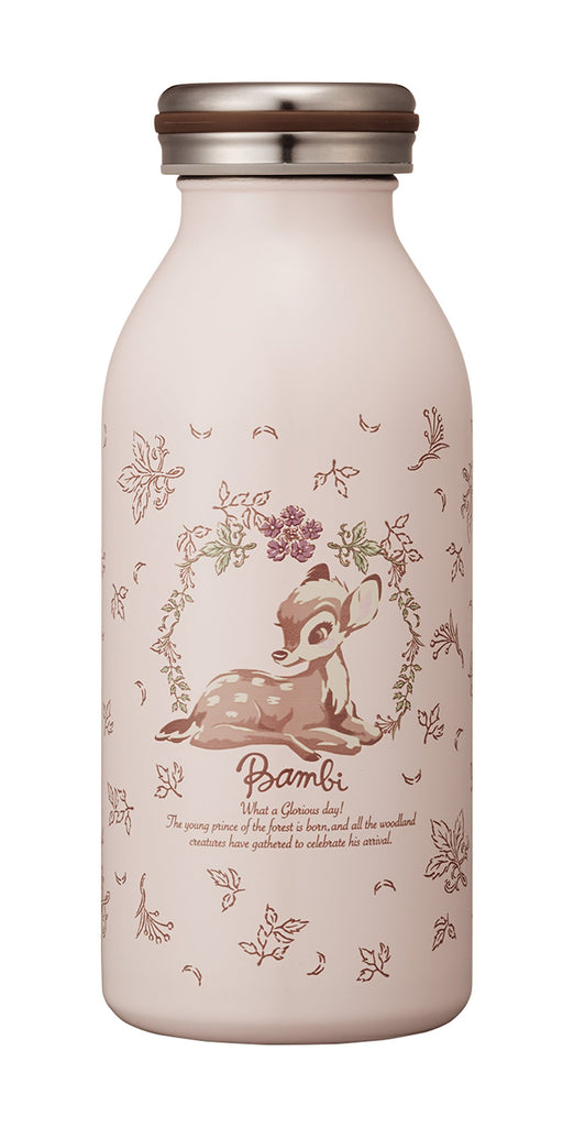 Bambi Stainless Screw Mug Bottle 0.35L mosh! Disney Japan