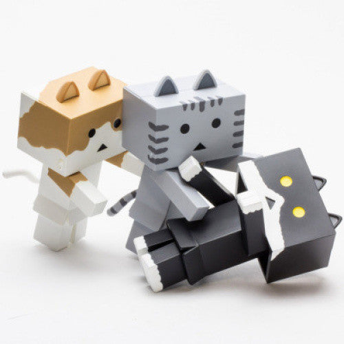 Nyanbo Figure Collection 2 C set Mild Yotsuba&! DANBO Japan