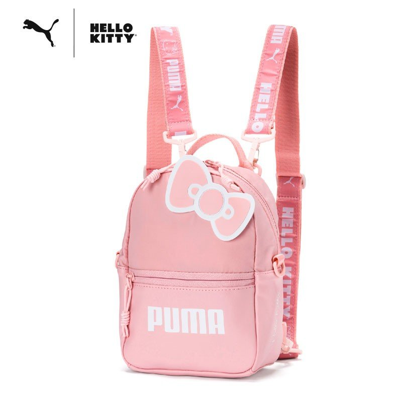 Hello Kitty PUMA Backpack 3L Pink Sanrio Japan