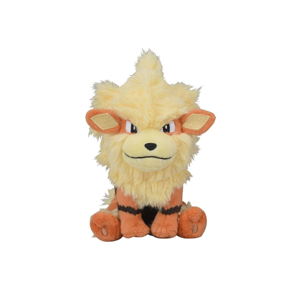Arcanine Windie Plush Doll Pokemon fit Pokemon Center Japan Original