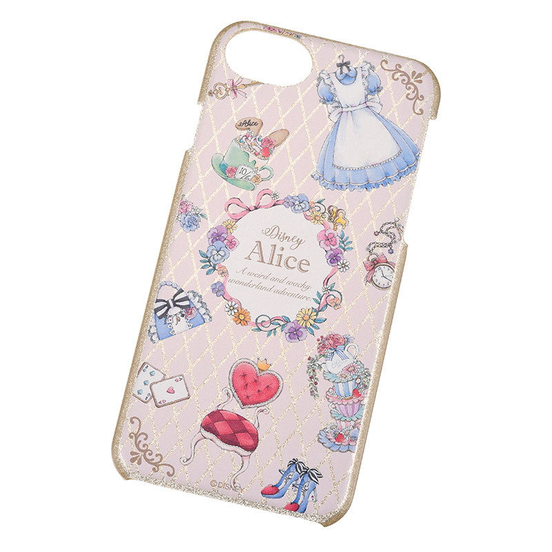 Alice in Wonderland iPhone 6 6s 7 8 Case Cover Princess Party Disney Store Japan