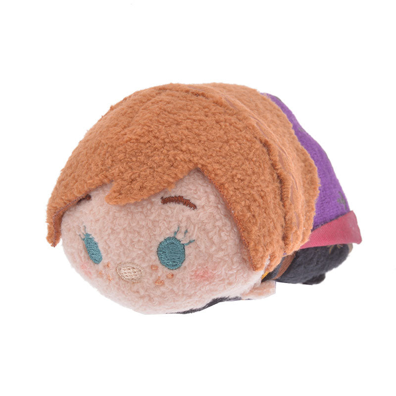 Frozen 2 Anna Tsum Tsum Plush Doll mini S Disney Store Japan