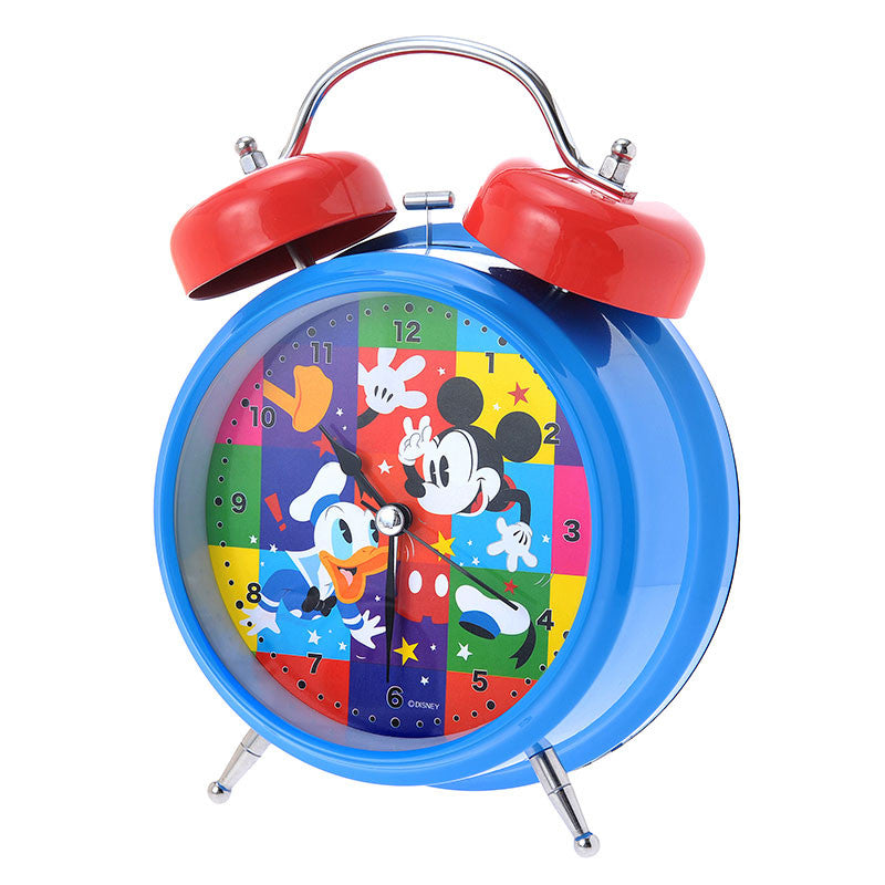Disney Store Japan Alarm Clock Mickey & Donald